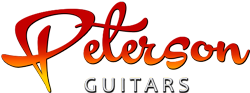 Peterson Guitars Logo